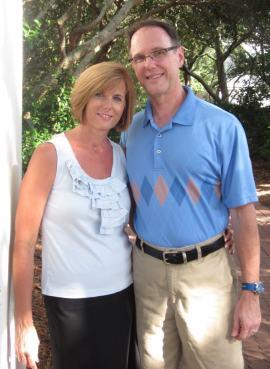 Larry & Susan