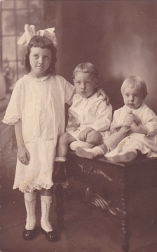 Dorothy Gideon & Siblings
